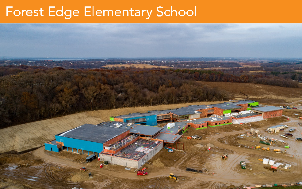 OSD Students Choose Forest Edge as New Elementary School Name